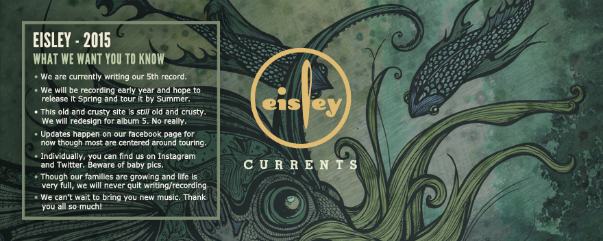 Eisley 'The Valley' 03.01.11